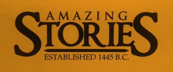 Amazing Stories Bible Series